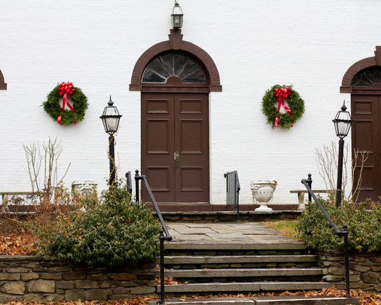 Rhinebeck Ny Winter Decor