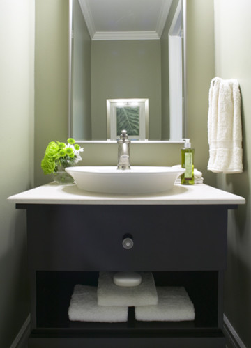 Modern Powder Room