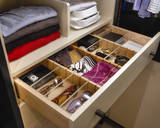 Linear Solutions Closet By Wood Mode
